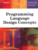 Programming Language Design Concepts