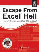 Escape from Excel Hell Fixing Problem in Excel 2003,2002,2000