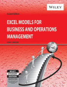 Excel Models for Business and Operations Management, 2nd Ed