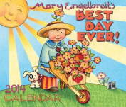 Mary Engelbreit's Best Day Ever 2014 Box Calendar
