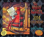 Argyle Sweater 2014 Box Calendar