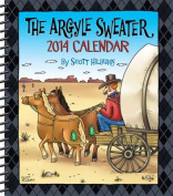 The Argyle Sweater 2014 Weekly Planner Calendar