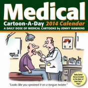 Medical Cartoon-a-day 2014 Box Calendar