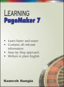 Learning Pagemaker 7