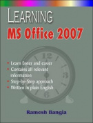 Learning Ms Office 2007