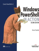 Windows Powershell in Action, 2nd Edition