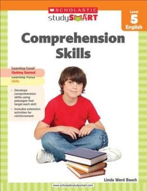 Scholastic Study Smart Comprehension Skills Level 5 (Scholastic Study Smart)