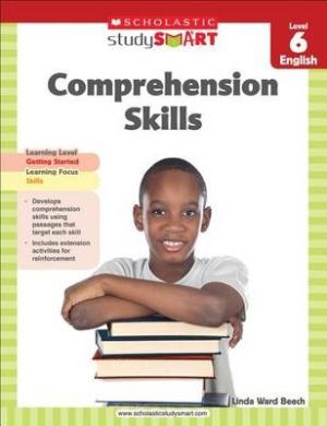 Scholastic Study Smart Comprehension Skills Level 6 (Scholastic Study Smart)