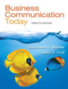 2014 MyBCommLab with Pearson eText -- Access Card -- for Business Communication Today