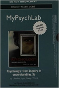New Mypsychlab Without Pearson Etext -- Standalone Access Card -- For Psychology