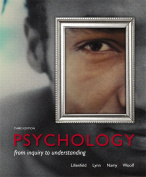 New Mypsychlab with Pearson Etext -- Standalone Access Card -- For Psychology