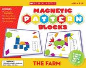 The Farm Magnetic Pattern Blocks