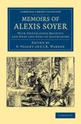 Memoirs of Alexis Soyer