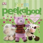 Peekaboo! Farm (Peekaboo!) [Board book]