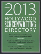 Hollywood Screenwriting Directory Spring