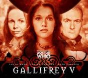 Gallifrey: No. 5 [Audio]