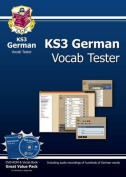 KS3 German Interactive Vocab Tester
