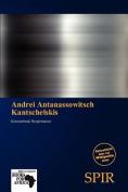 Andrei Antanassowitsch Kantschelskis [GER]