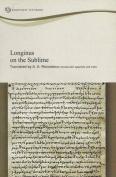 Longinus' On the Sublime