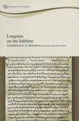 Longinus' On the Sublime