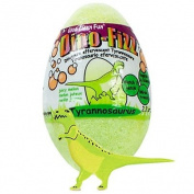 Dino Fizz Hatching Tyrannosaurus Egg Bath Fizzy - 70ml