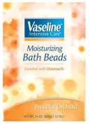 Vaseline Intensive Care Moisturising Bath Beads Enriched with Chamomile Peaceful Orchard 710ml