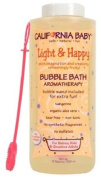 Light & Happy Aromatherapy Bubble Bath - 380ml,