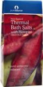 Thermal Bath Salts with Horopito