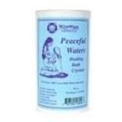 WiseWays Herbals Peaceful Waters Bath Crystals 470ml