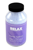 Lavender Palmarosa Aromatherapy Bath Crystals -22 Oz- Natural Aroma Therapy Dead Sea Salts for Hot Tubs, Spas & Whirlpools