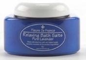 Pure Lavender Relaxing Bath Salts from Fleurs de France [9 oz.]