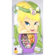 Disney Fairies Tinkerbell Bath Mitt & Body Wash With Pump