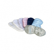 Spa Sister Fabulous Feathered Sleepmask Light Blue
