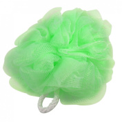 Amico Green Nylon Bathing Shower Pouffe Body Cleaner Scrubber Scrubbing Tool