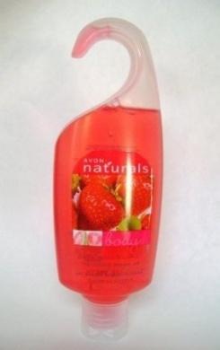 Avon Naturals Shower Gel Strawberry & Guava