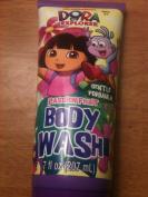 Dora the Explorer Body Wash Passion Fruit 210ml Gentle Formula