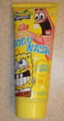 Nickelodeon SpongeBob SquarePants Tropical Tangerine Body Wash Gentle Formula 7 fl oz