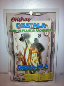 Aromatic Plant Bath for the Orisha Obatala 3/120ml Bag