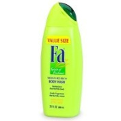 Fa Moisture Rich Body Wash, Energising Kiwi Mix 20 fl oz (600 ml)'