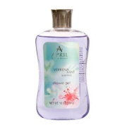 April Bath & Shower Verbena Mint Scented Shower Gel