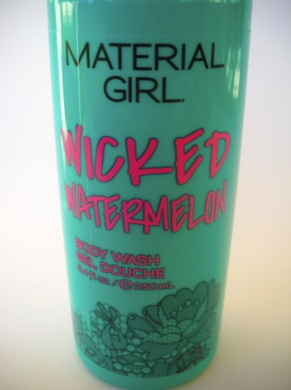 Material Girl Wicked Watermellon Body Wash