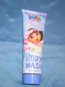 Dora the Explorer Gingerbread Scented Body Wash