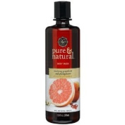 Pure & Natural Body Wash Grapefruit and Pomegranate - 380ml