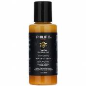 Philip B Thai Tea Mind & Body Wash,2 oz