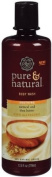Pure & Natural Soothing Oatmeal & Shea Butter Body Wash-12.8 oz.
