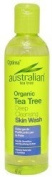Australian Tea Tree Organic Deep Cleansing Skin Wash 250ml