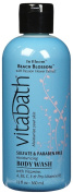 Vitabath Bath and Shower Gel, Beach Blossom, 350ml