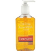Neutrogena Oil-Free Acne Wash Bonus Bottle 180ml