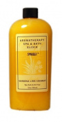Spazazz Verbena lime Coconut Awaken All-Natural Spa & Bath Elixir - 125 350ml