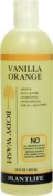 Vanilla Orange Body Wash (or Shower Gel)- 410ml- made with organic ingredients and 100% pure essential oils